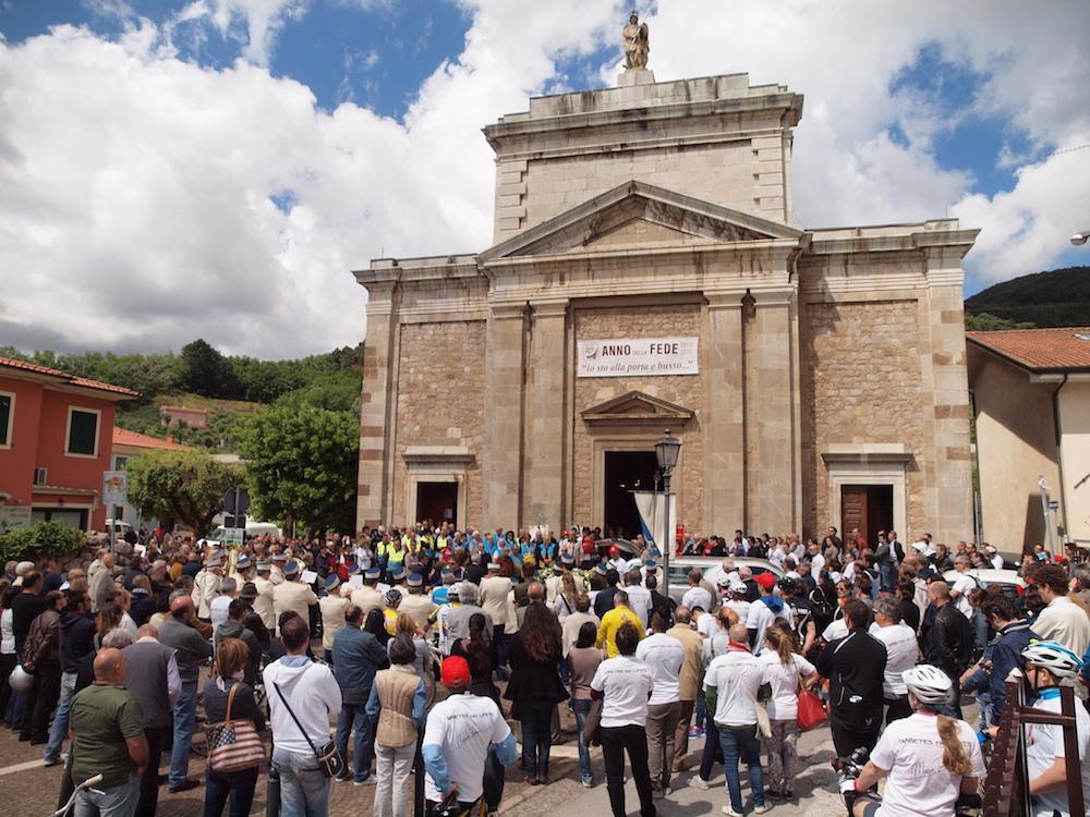 Funerale a Quiesa