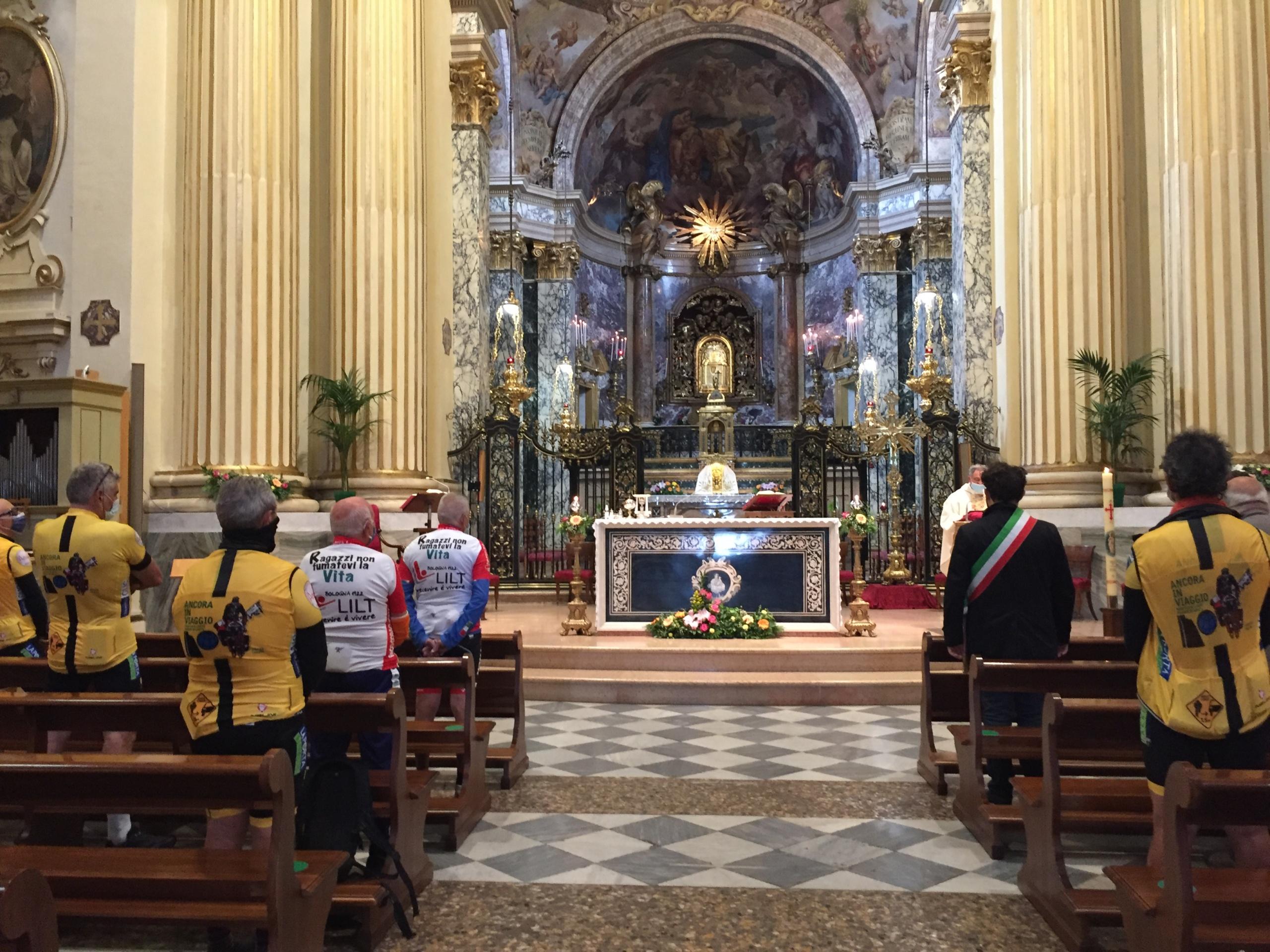 San Luca, celebra Don Remo Resca