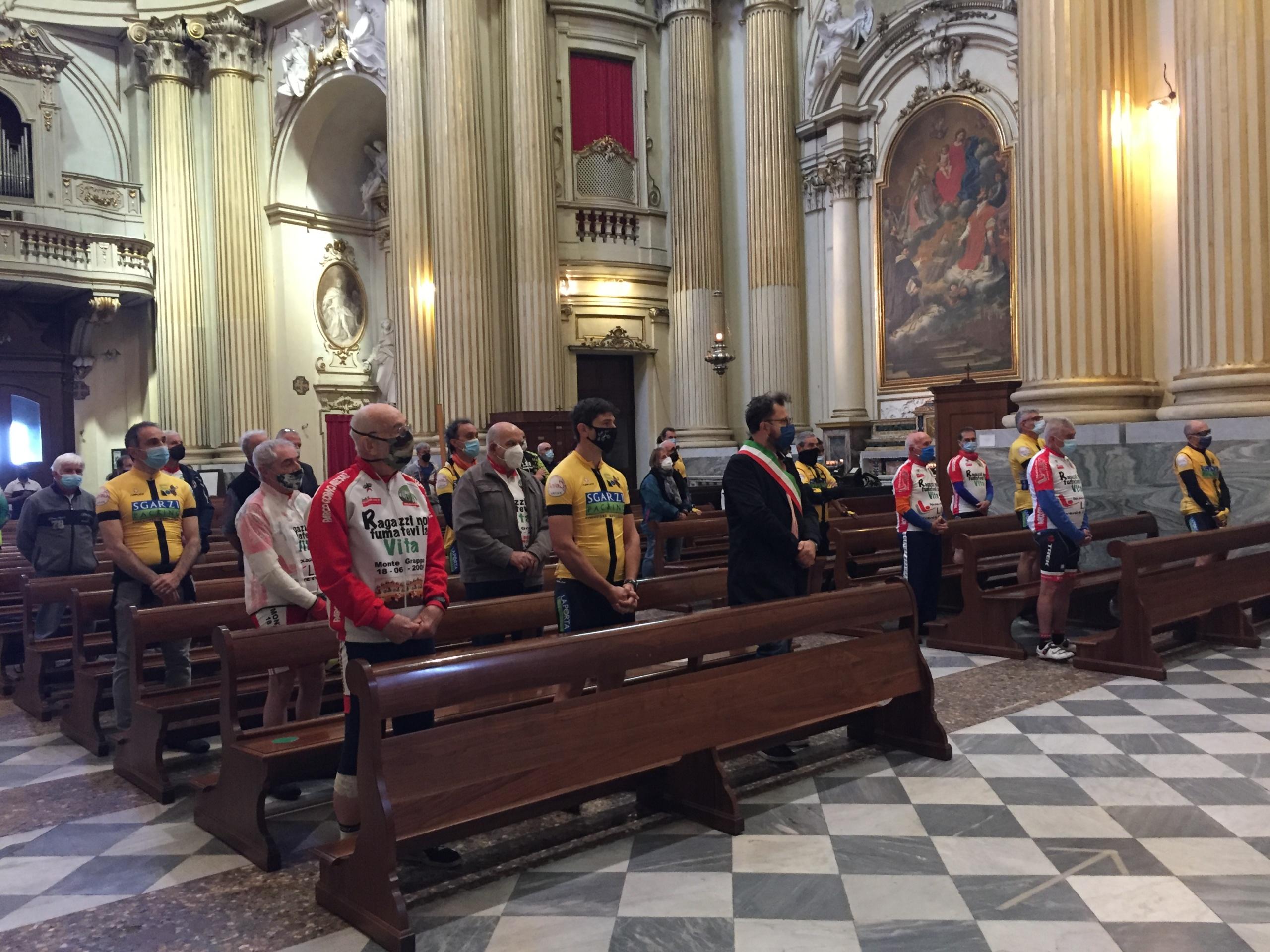 Santa Messa al Santuario di San Luca